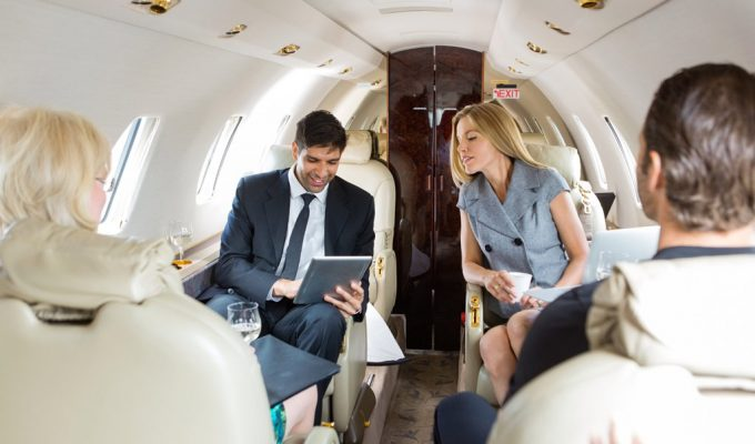 business-people-working-in-private-jet-1